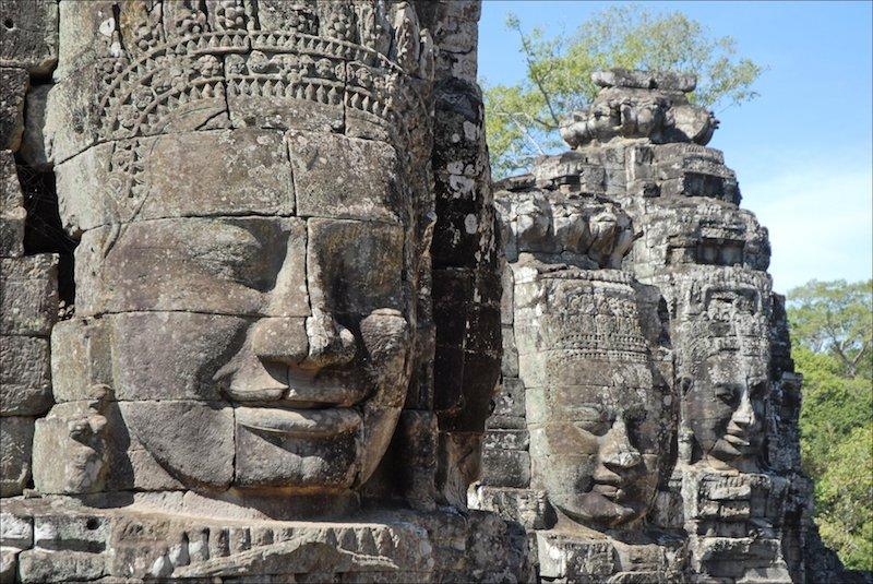 Bayon temples