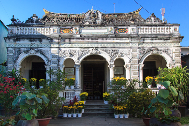Huynh Thuy Le Ancient House